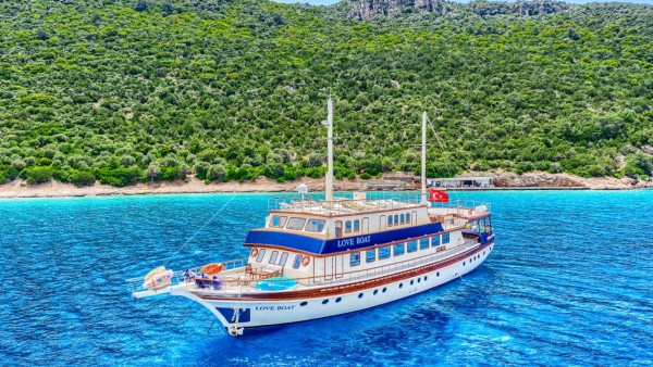 Love Boat Goélette