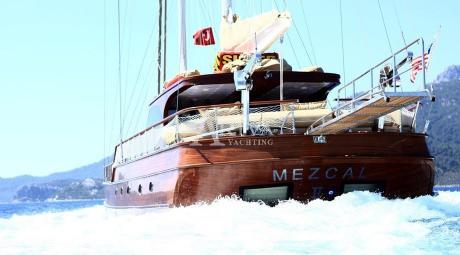 Goélette Mezcal 2