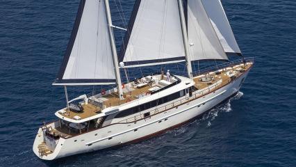 Navilux Yacht à voile
