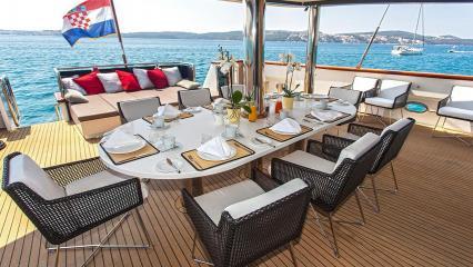 Yacht à voile Navilux