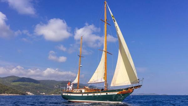Providenca Yacht à voile