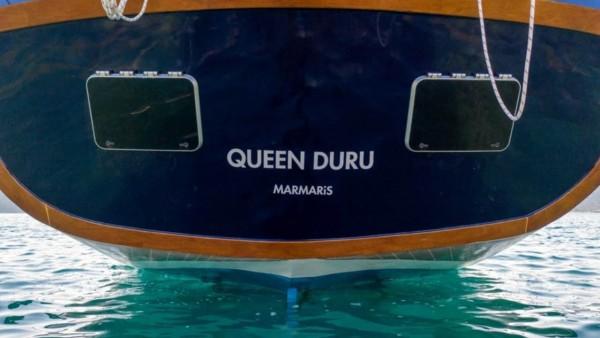 Goélette Queen Duru