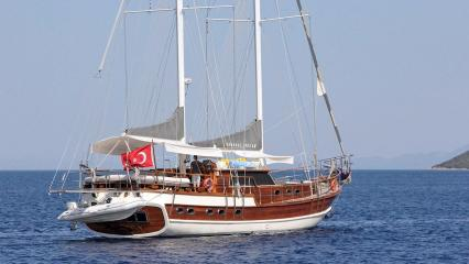 Goélette Sebahat Sultan
