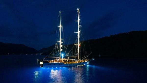 Goélette Voyage