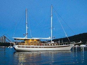 Aborda Goélette Yacht