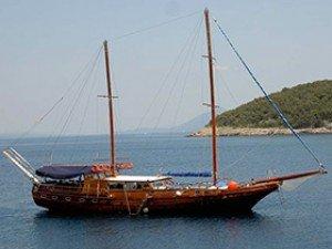 Adonis Goélette Yacht