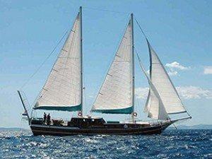 Agora Goélette Yacht