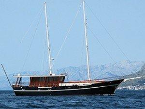 Altair Goélette Yacht