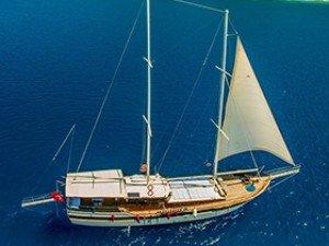 Ametist A Goélette Yacht