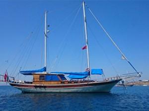 Amra Goélette Yacht