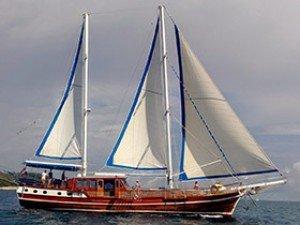Andi Star Goélette Yacht