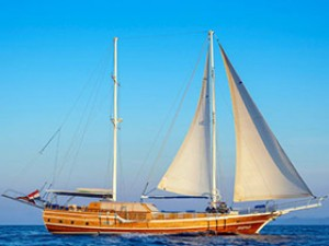 Andjeo Goélette Yacht
