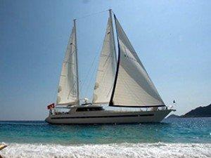 Angelo 2 Goélette Yacht
