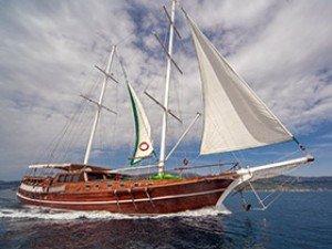 Anna Marija Goélette Yacht