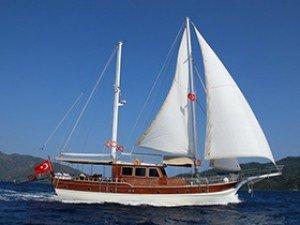 Aura Goélette Yacht