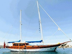 Ayaz Goélette Yacht