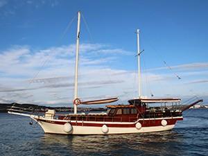 Babac Goélette Yacht