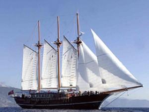 Bahriyeli C Goélette Yacht