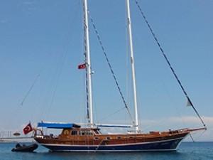 Barka Goélette Yacht