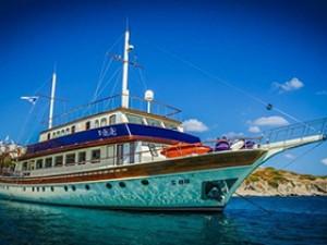 BB2 Goélette Yacht