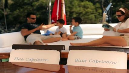 Goélette Blue Capricorn