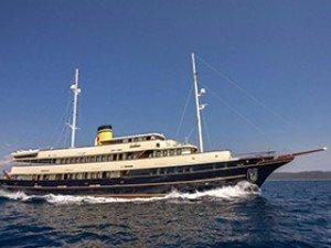 Casablanca Goélette Yacht