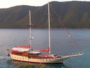 Cobra 3 Goélette Yacht