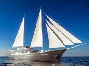 Corsario Yacht à voile