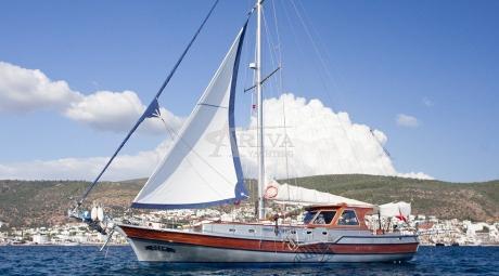 Cosh Goélette Yacht