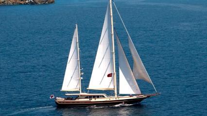 Daima Yacht à voile