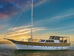 Dama Goélette Yacht
