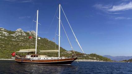Derya Deniz Goélette