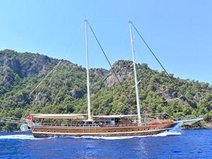 DF Balina Goélette Yacht