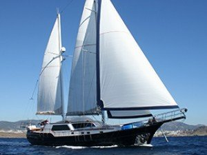 Didi Goélette Yacht