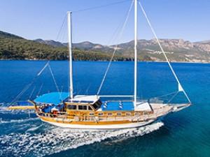 Dilara Goélette Yacht