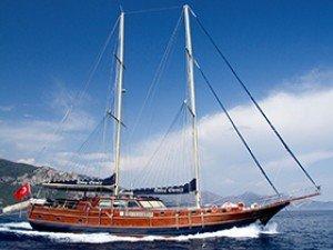 Diva Deniz Goélette Yacht