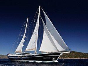 Dolce Mare Goélette Yacht