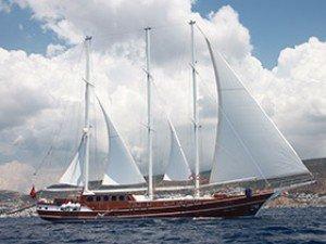 Dolce Vita 1 Goélette Yacht