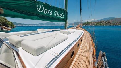 Goélette Dora Deniz