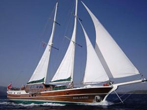 Ecce Navigo Goélette Yacht