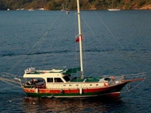 E.Petekkaya Goélette Yacht