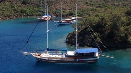 Es Yilmaz Goélette Yacht