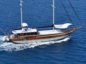 Euphoria Goélette Yacht