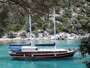 Excellance Goélette Yacht