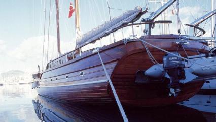 Goélette Eylul Deniz 2
