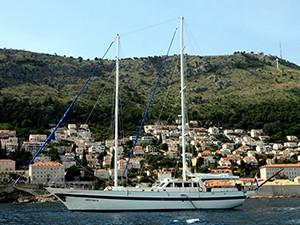 Fortuna Croatia Goélette