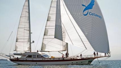 Getaway Goélette