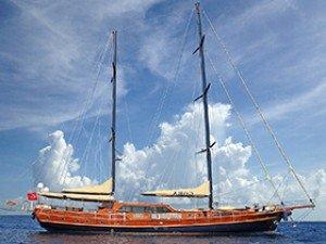 Gora Goélette Yacht