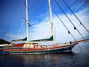 Grande Mare Goélette Yacht