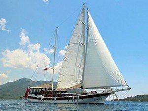 Gumus 1 Goélette Yacht